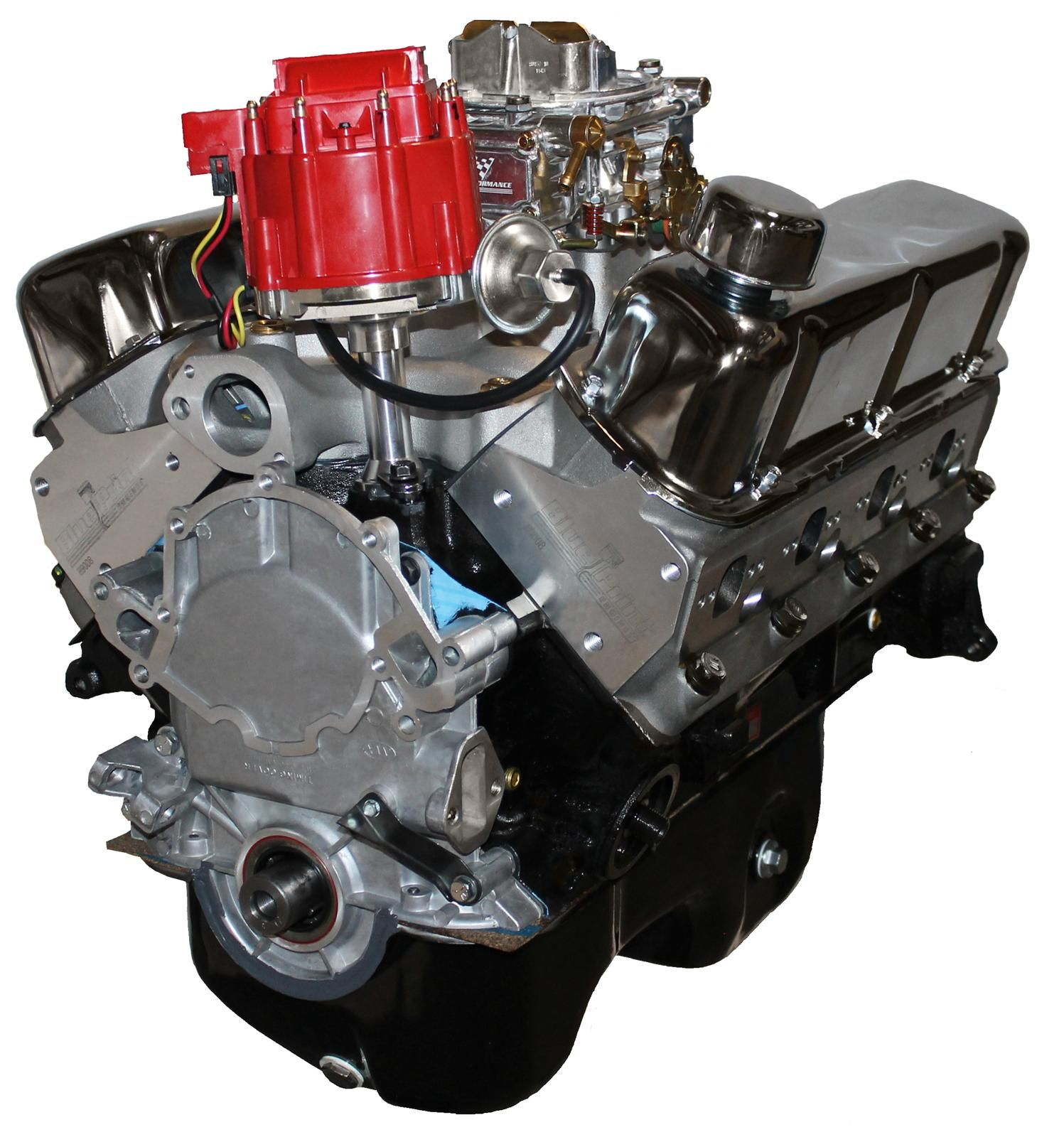 If you are in need of a fully dressed 383 stroker blueprints part if you are in need of a fully dressed 383 stroker blueprints part number bp3830ctc1 is one to look at with an advertised 405 hp and 440 torque malvernweather Images