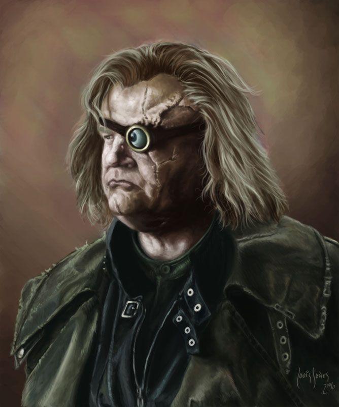 Brendan Gleeson Mad Eye Moody By Louieville Xxiii On Deviantart Brendan Gleeson Harry Potter Characters Harry Potter Art Drawings