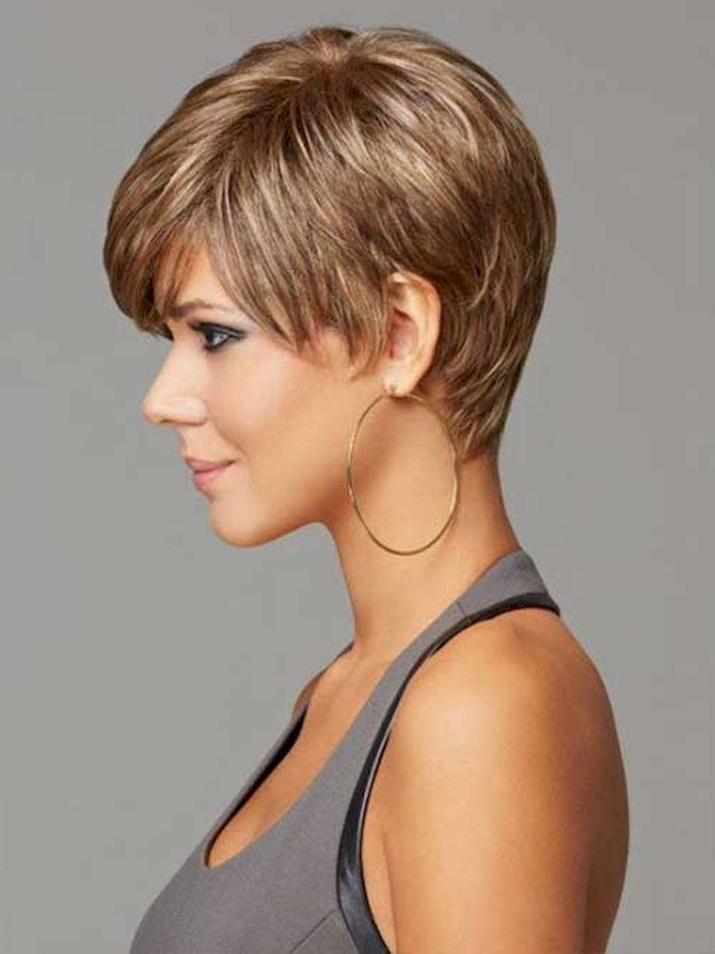 classy short pixie haircuts and hairstyles for thick hair hair