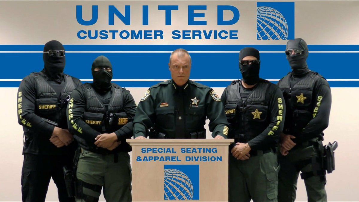 United Airlines Memes Twitter