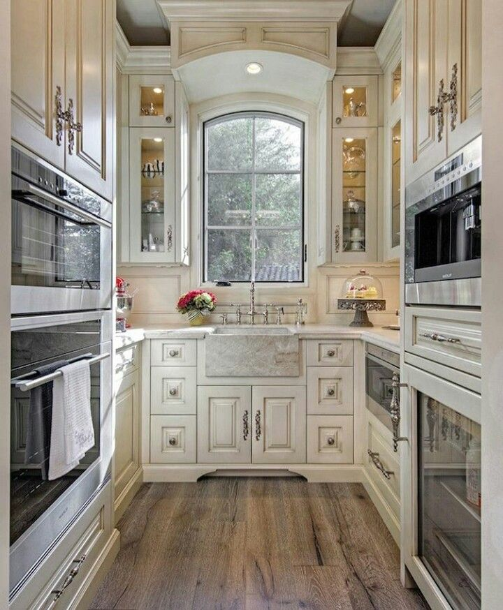 Kitchen Cabinets Galley Style: Pin By Trish On Kitchen Cabinets