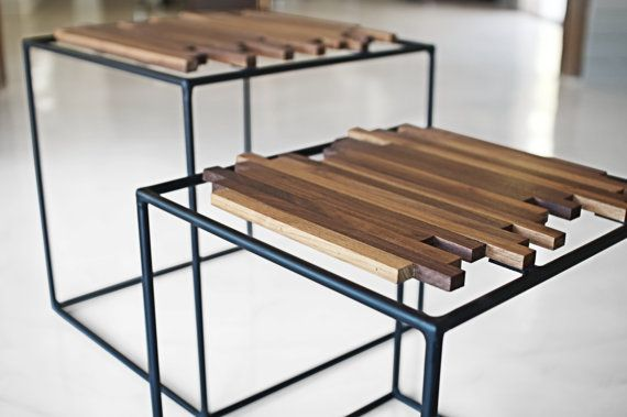 Air Coffee Table Side Tables By Micklish On Etsy 550 00