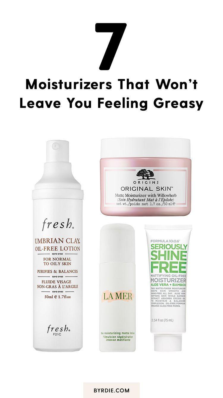 The Best Moisturizers For Oily Skin Organicskincare Moisturizer For Oily Skin Oily Skin Care Skin Moisturizer