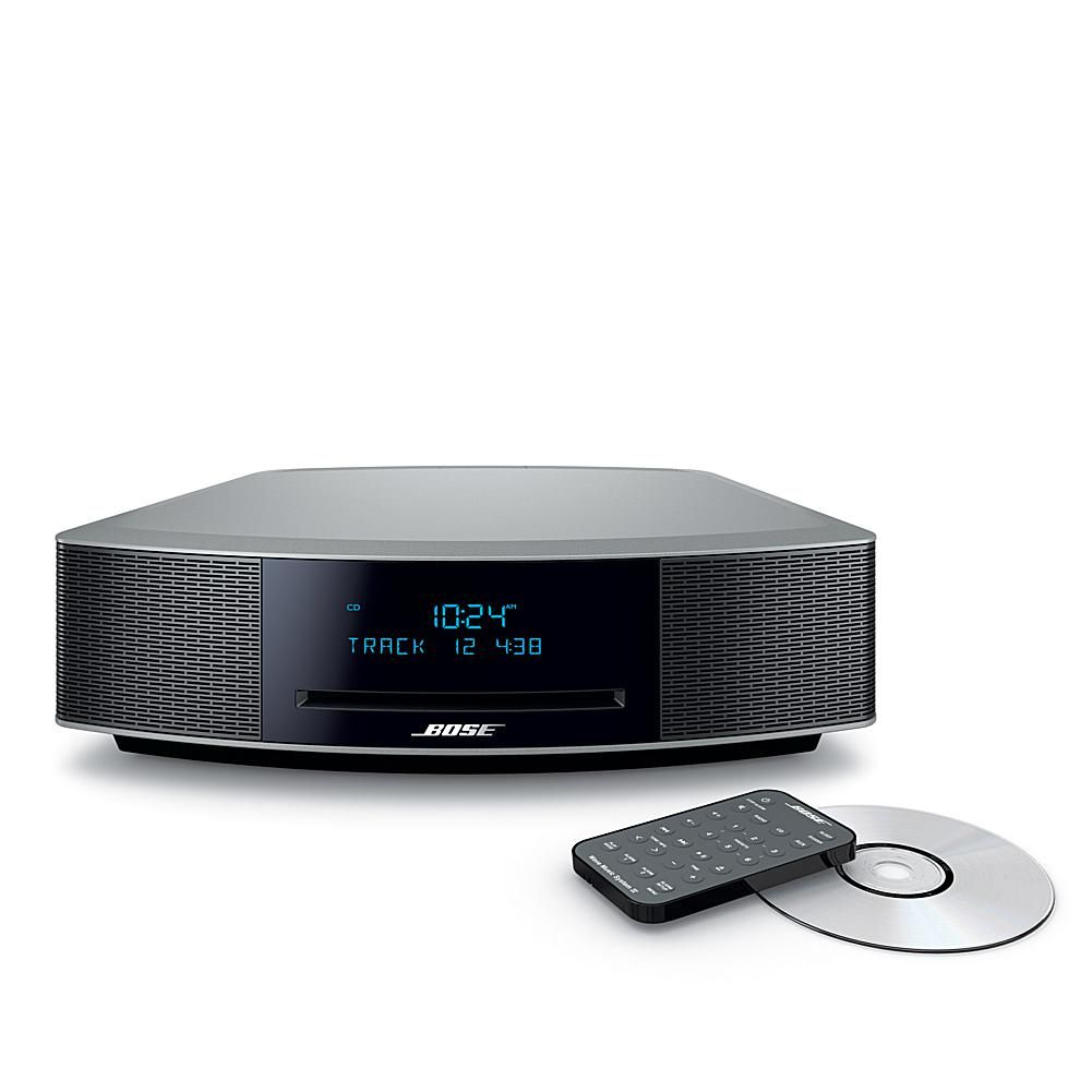 Bose® Wave® Music System IV with CD Player and Dual Alarms - Brown #musicsystem