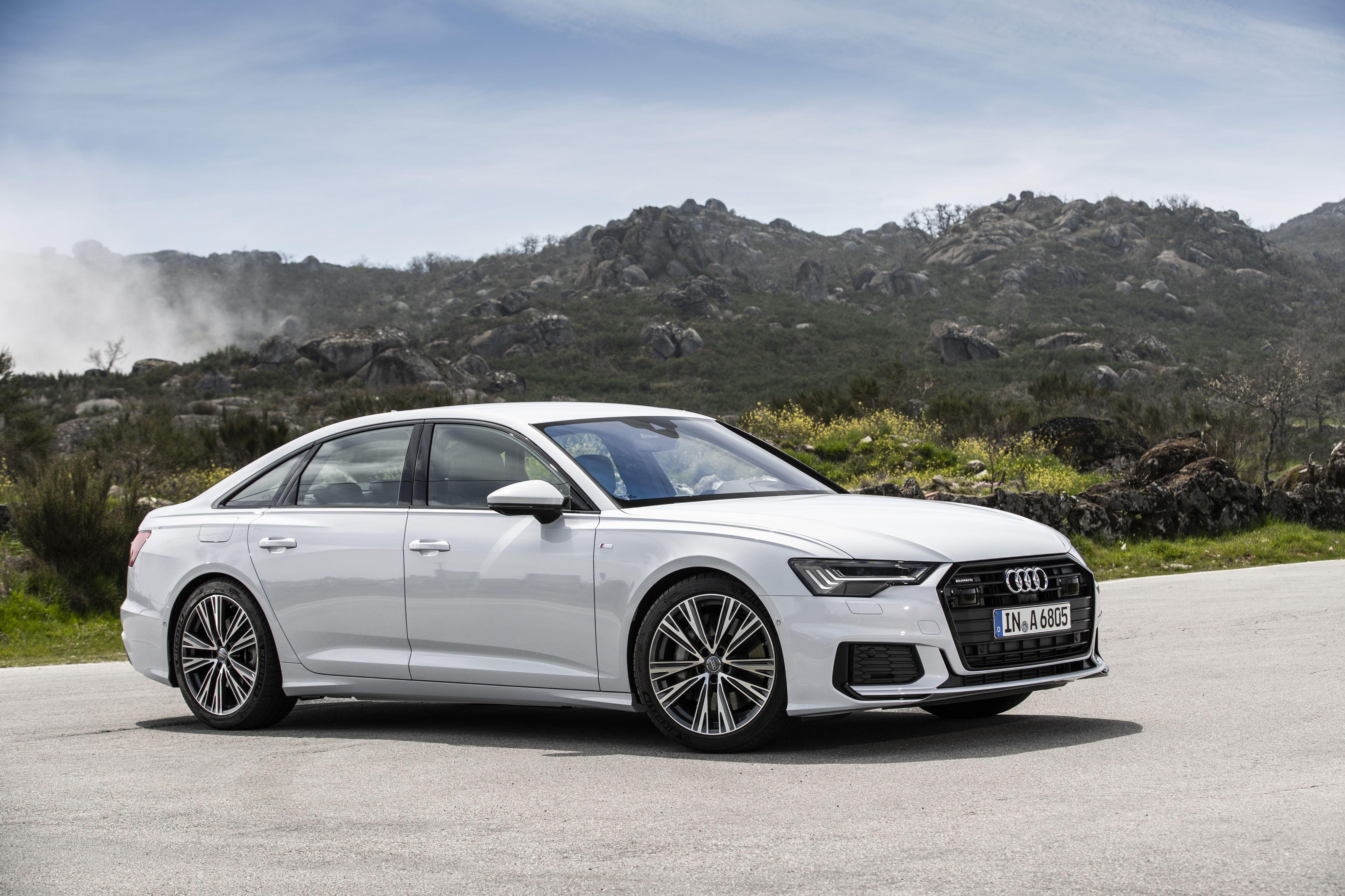 Aktualizacja W Klasie Biznes Nowe Audi A6 Limousine Audi S6 Audi A6 Audi A6 Quattro
