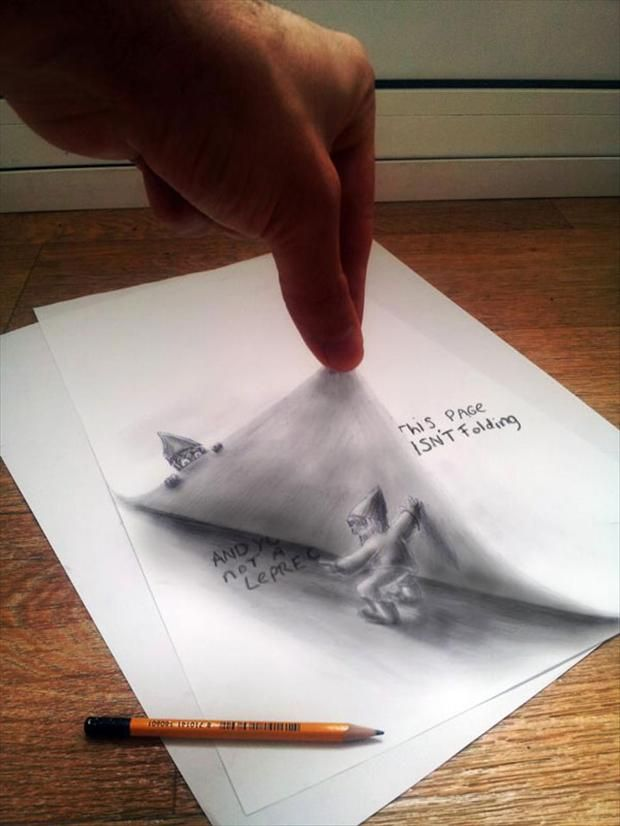 Amazing 3d drawings 30 pics