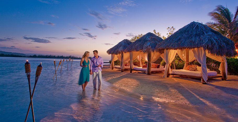 The Bay Gift Registry Wedding: Sandals Royal Caribbean- Montego Bay, Jamaica