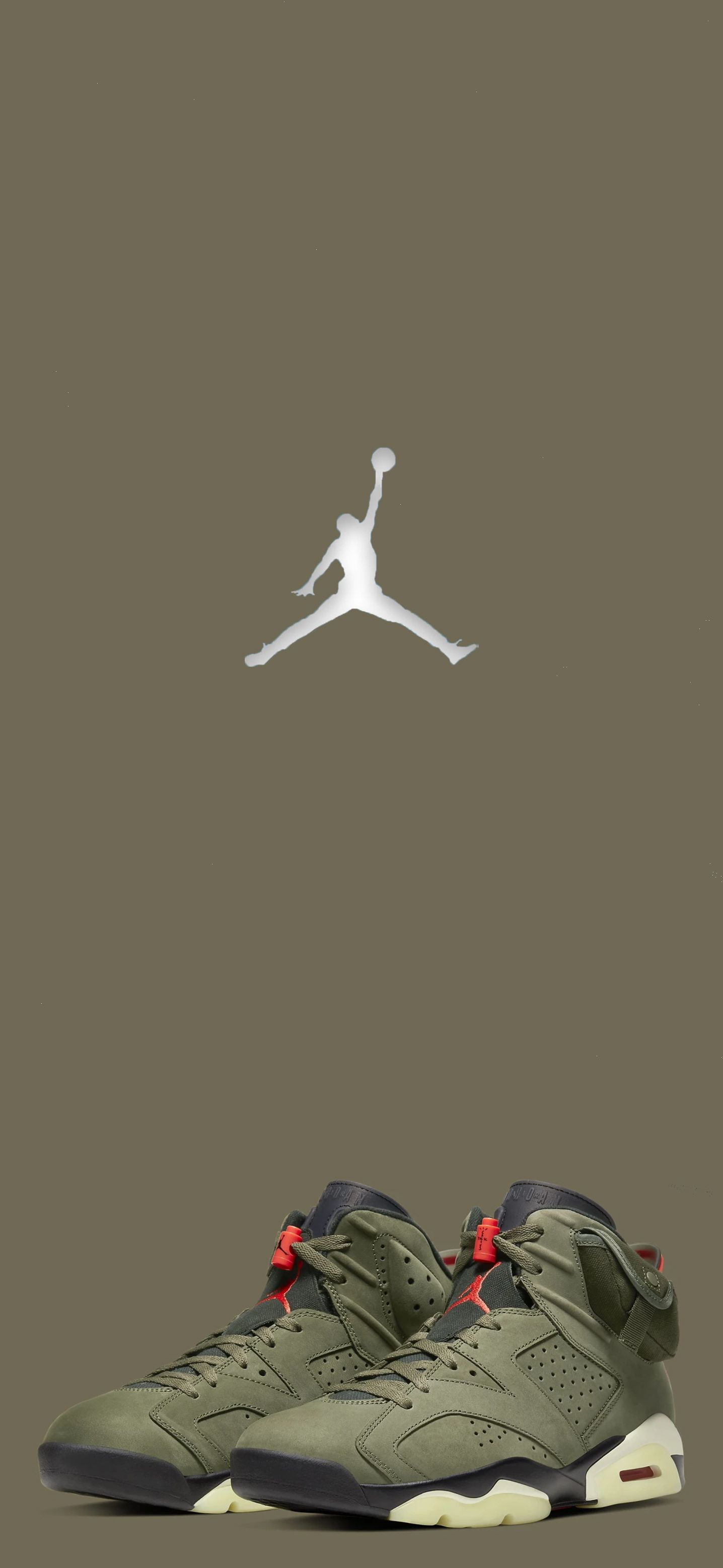Air Jordan 6 S Sp Travis Scott In 2020 Travis Scott Wallpapers Hypebeast Wallpaper Jordan 6