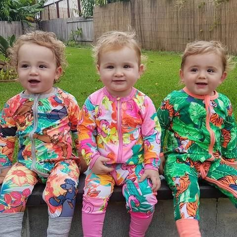 a50b47d63 Wondersuit Baby Girl Clothes Newborn Rompers Bebe Jumpsuits Knit Floral  Vintage Toddler Costume Onesie Infant Daddys