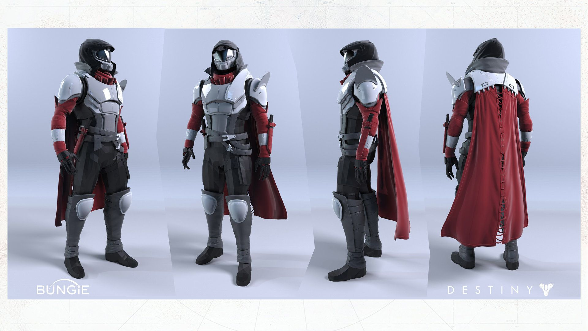 Destiny House Of Wolves Hunter Gear Ian Mcintosh House Of Wolves Destiny Character Costumes