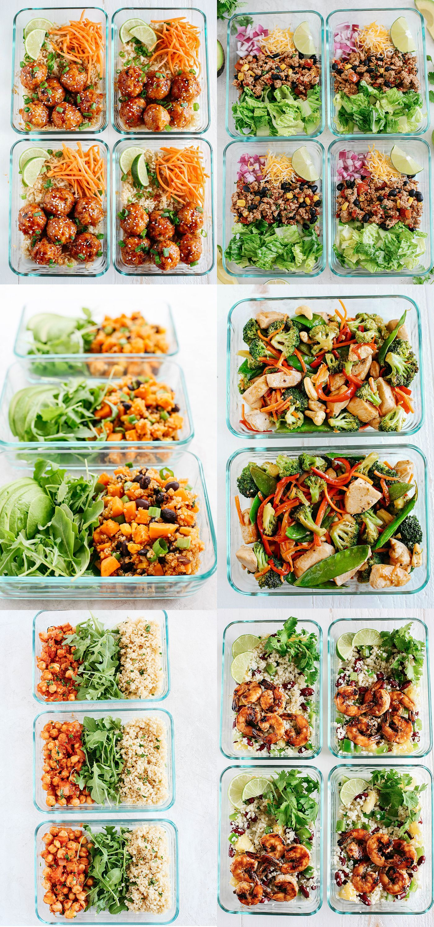 Photo of 10 Easy Meal Prep Recipes – Eat Yourself Skinny