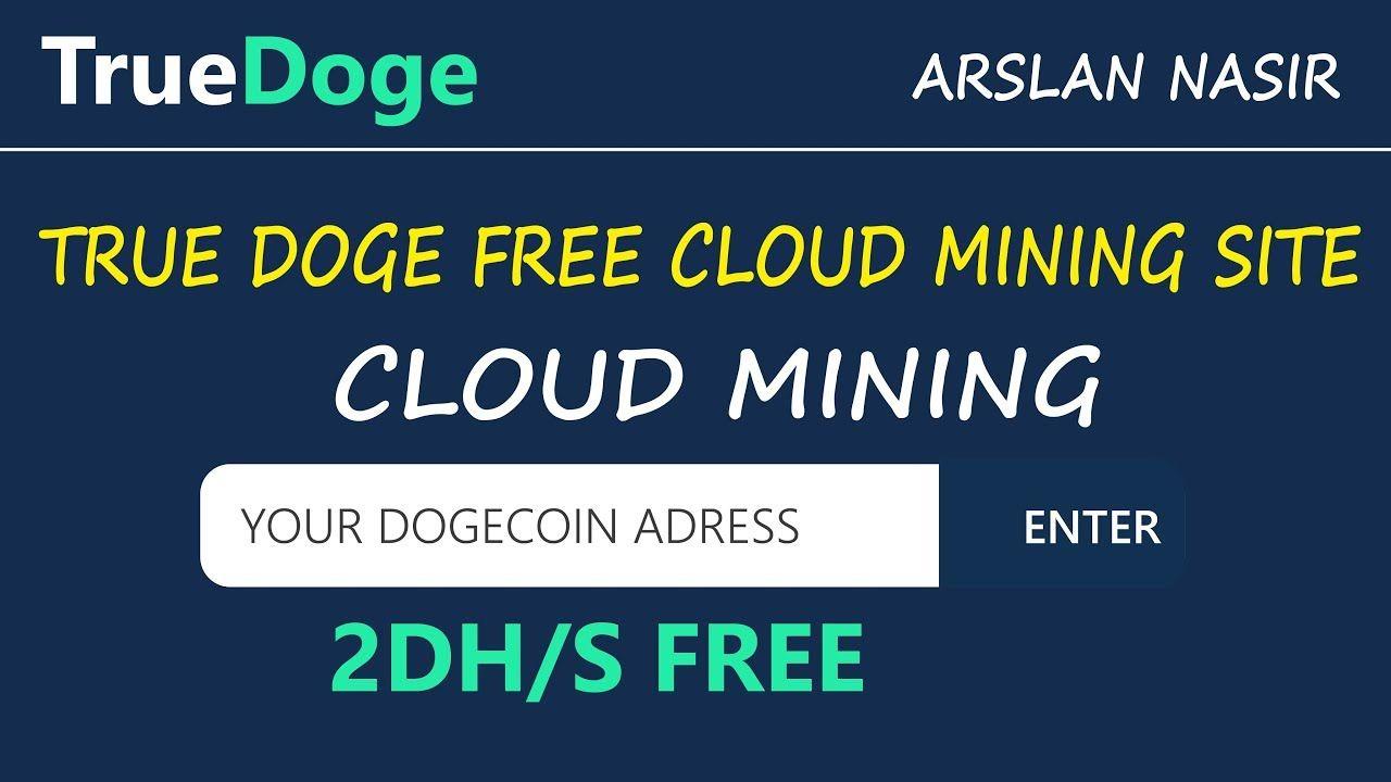 Cloud Mining Uk Dogecoin Cloud Mining Sites