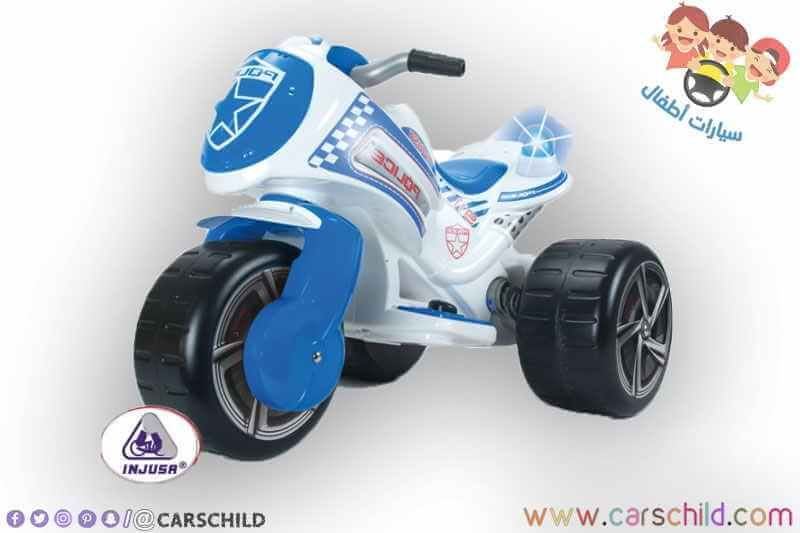 سيارات اطفال Police Moped Motorcycle