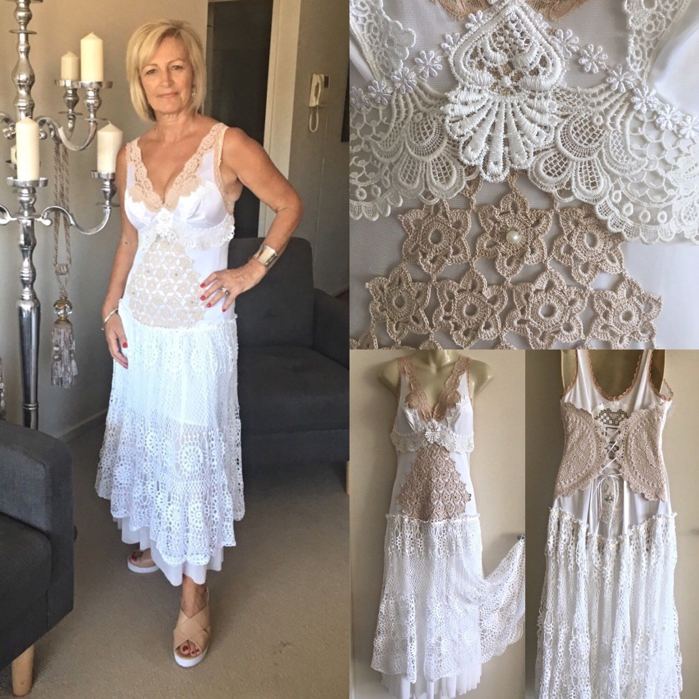 Second Wedding Or Beach Dress