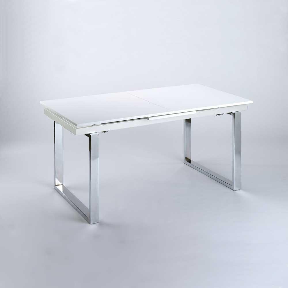 esstisch zum ausziehen weiss cool within esstisch runder esstisch zum ausziehen ikea runder. Black Bedroom Furniture Sets. Home Design Ideas