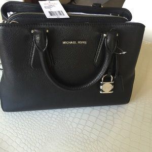 4bfe89a2c7e6 HAEL Michael Kors Camille Medium Satchel Product Details Combining  signature glamour with everyday appeal, the