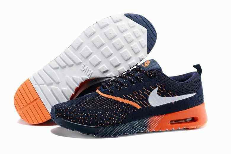 2015 Hot Nike Air Max 87 Thea Flyknit Mens Shoes Online Outlet Running Shoes