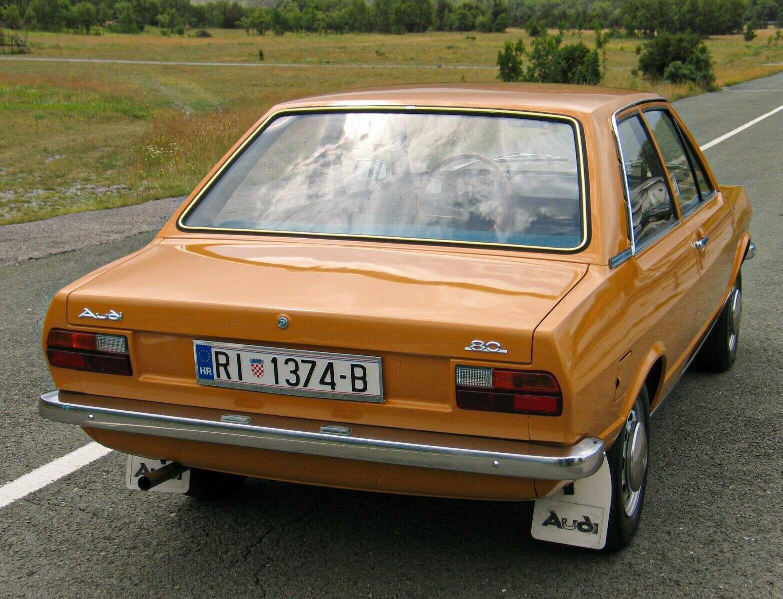 1973 Audi 80 in 2020 (mit Bildern)
