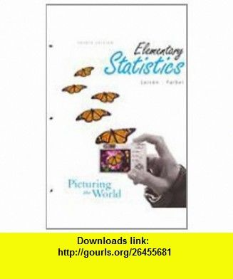 Elementary statistics picturing the world a la carte plus 4th elementary statistics picturing the world a la carte plus 4th edition 9780321565914 fandeluxe Gallery