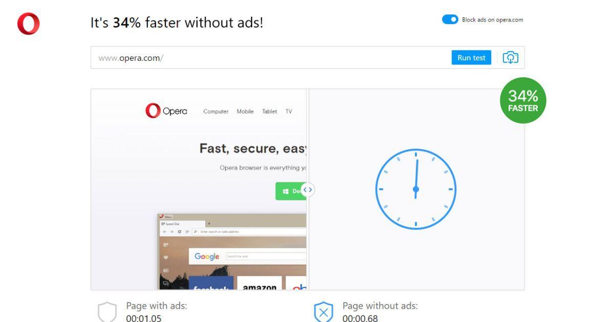 How To Block Pop Ups In Opera On Computer Opera Opera Browser Pop