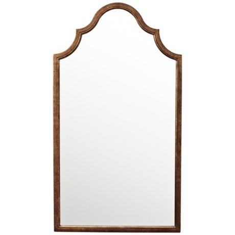 Kichler Etiquette High Bronze Wall Mirror X LampsPlus - Kichler bathroom mirrors