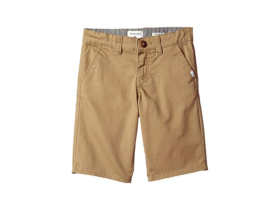 Quiksilver Boys Big New Everyday Union Stretch Shorts Kids