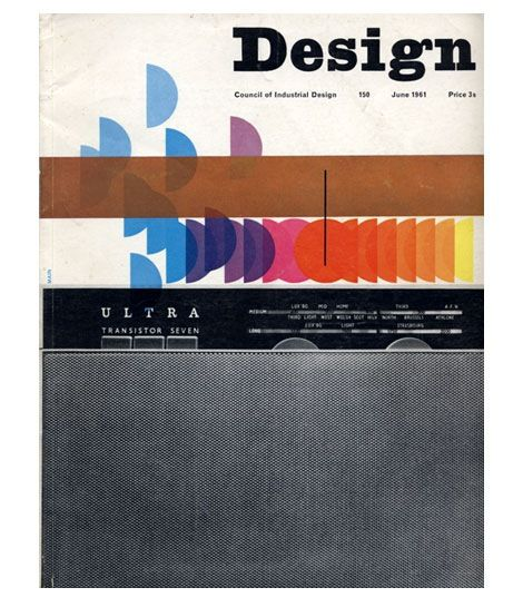 Ken Garland Design Magazine June 1961