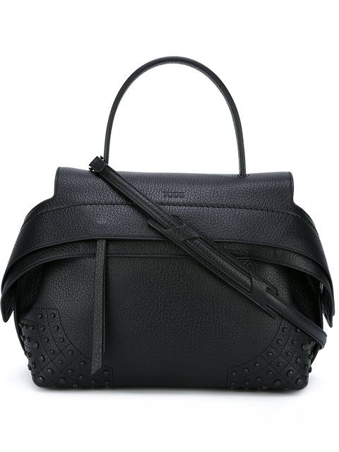 1aa6ff01557 TOD'S 'Wave' Tote. #tods #bags #leather #hand bags #tote # | Tod's ...