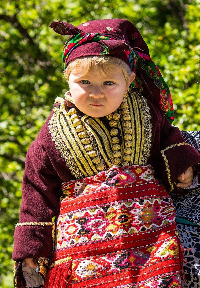 macedonian baby girl -...