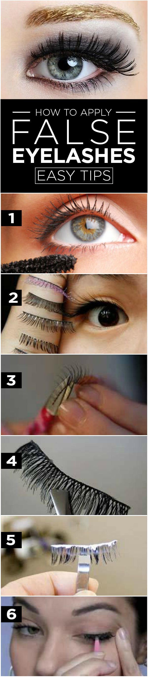 Photo of How To Apply False Eyelashes? – Stepwise Tutorial and Tips