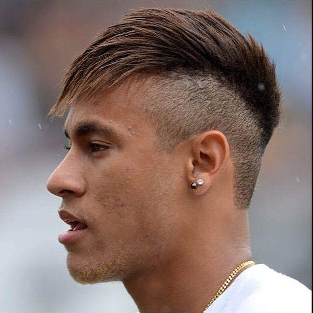 El mejor corte de pelo de neymar