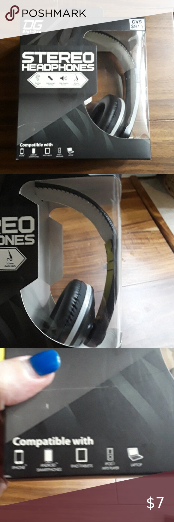New In Box Headphones Headphones Office Colors Home Office Colors