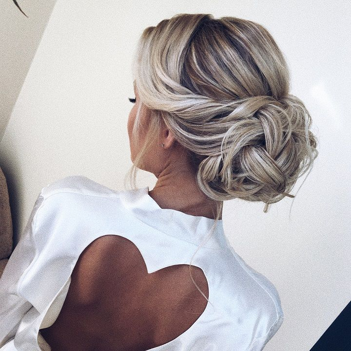 Elegant Wedding Hairstyle Idea: Collection Of Wedding And Bridal Hairstyle Ideas, Trends