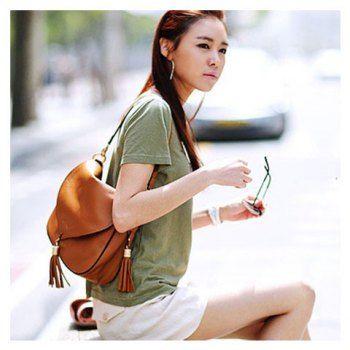 Fringe nueva llegada adornado y cubierto de diseño de un bolso para Mujer para Vender - La Tienda En Online IGOGO.ES