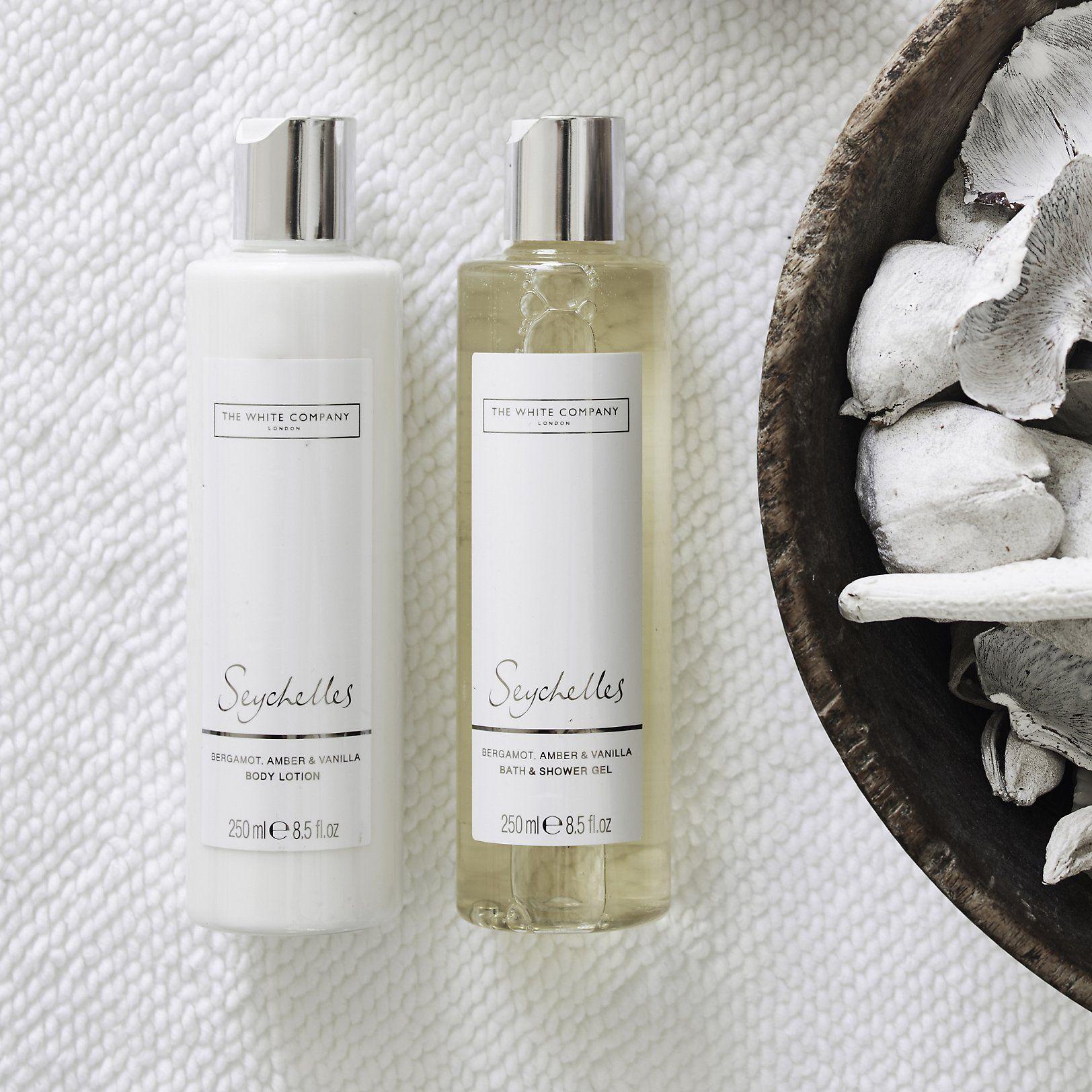 Seychelles Bath & Body Gift Set | shawer gel | Bath & body