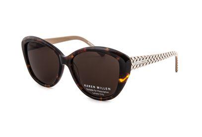 9d3d3f6855b KAREN MILLEN SUN RX 02 Glasses by Karen Millen