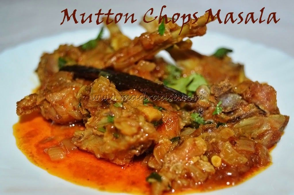 Mutton chops is not only my favorite, hope it would be a favorite dish for everyone. This is a traditional and authentic tamilian recipe prepared in our family. Let me share the recipe… For my othe…
