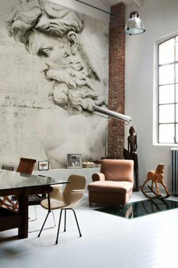 ausgefallene tapeten vertreiben die langweile aus ihrem zimmer yas west ausgefallene tapeten. Black Bedroom Furniture Sets. Home Design Ideas