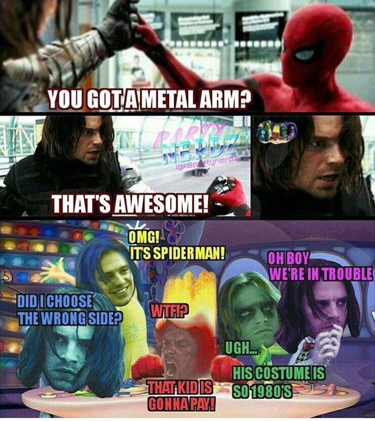 Pin auf Marvel Liebhaber