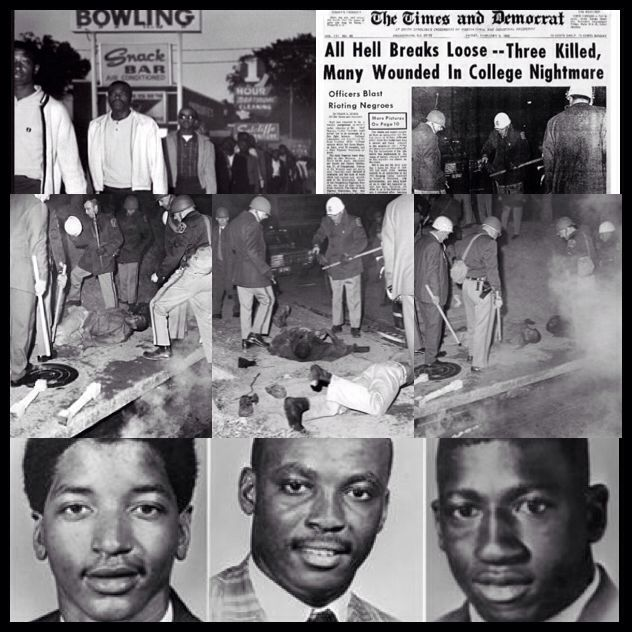Image result for a south carolina civil rights protest turned deadly in 1968
