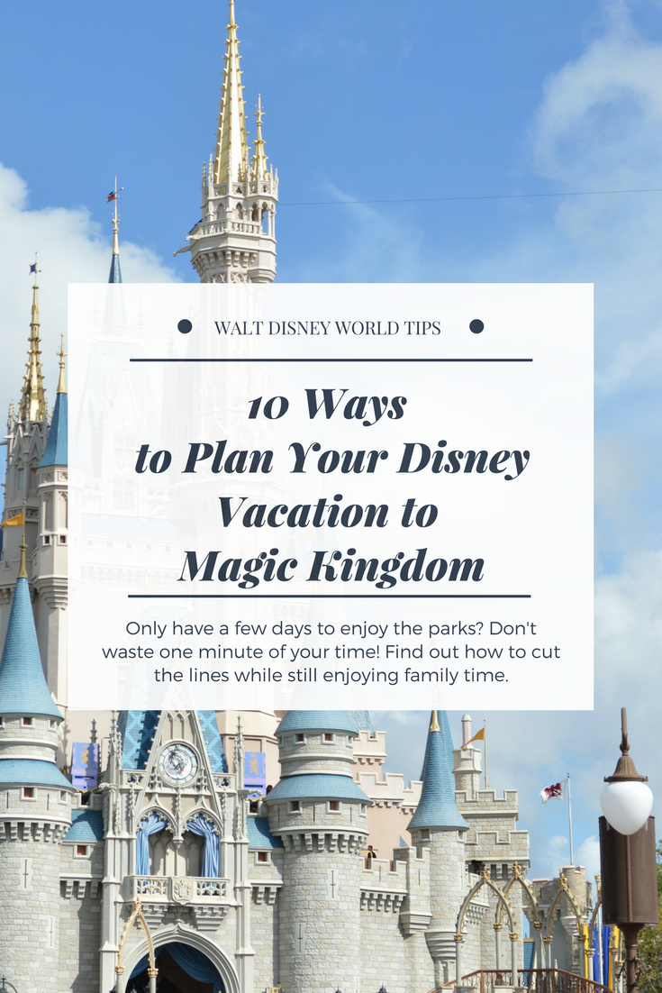 10 Ways to Plan Your DISNEY Vacation to Magic Kingdom !! || Affordable by Amanda Tips + Tricks to Spending Your Time Wisely In Magic Kingdom || >> http://bit.ly/2Bjy0ln || #disney #trip #florida #waltdisneyworld #orlando #advice #wdw #disneystyle #blogged #blogpost