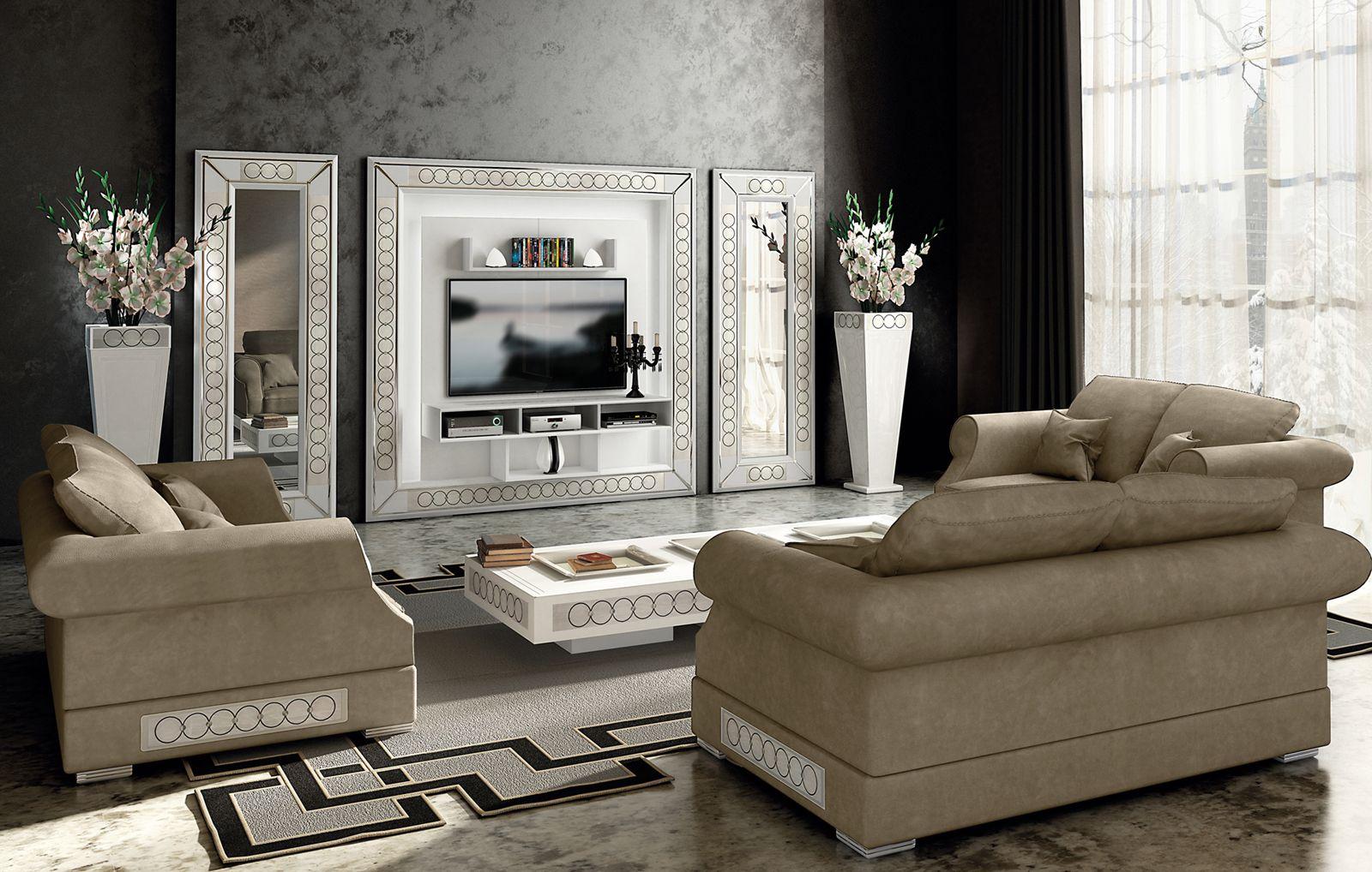 TV WALL UNIT Tv wall unit, Wall unit, Luxury furniture