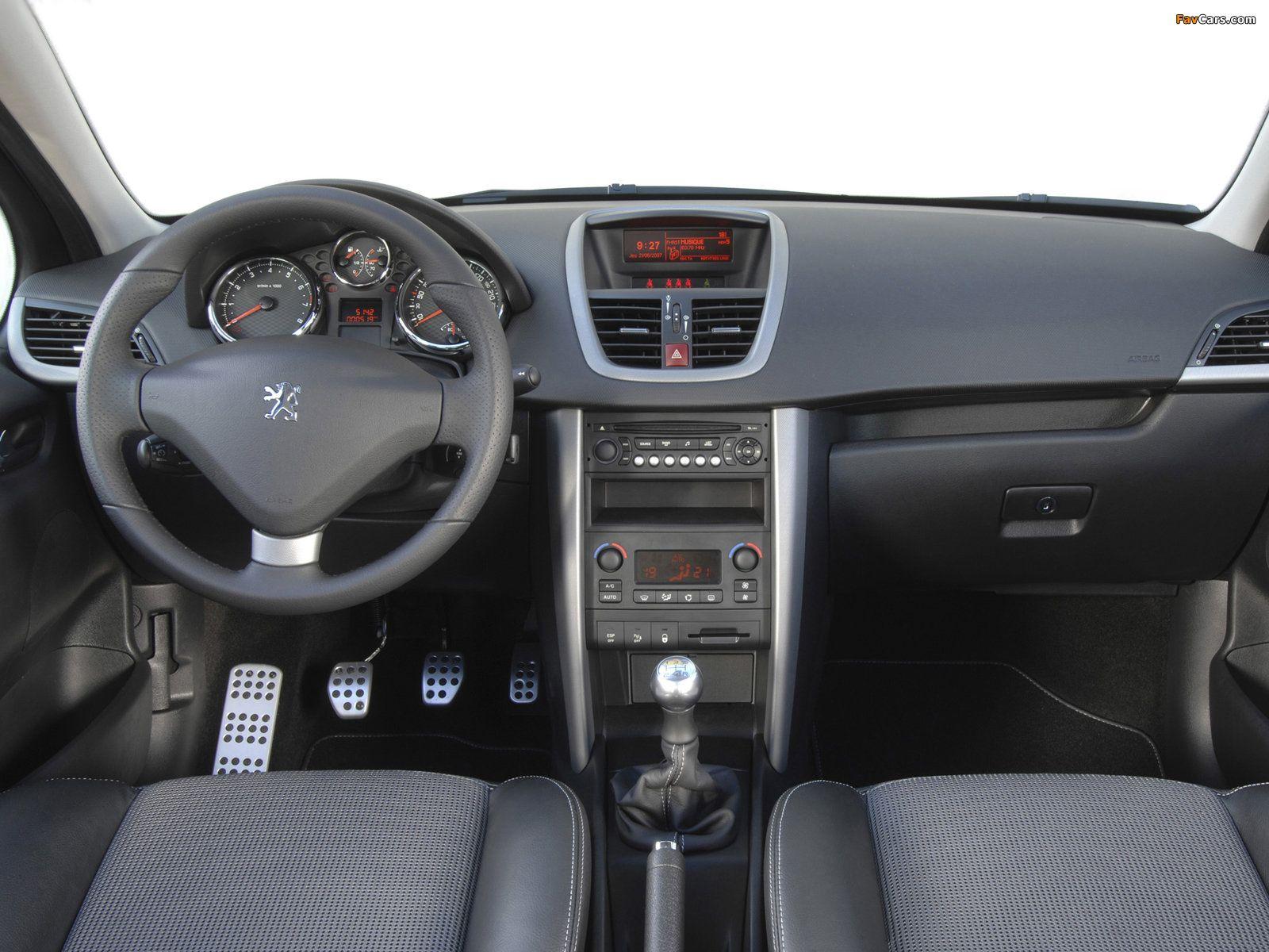 Peugeot 207 Rc Sw 2008 09