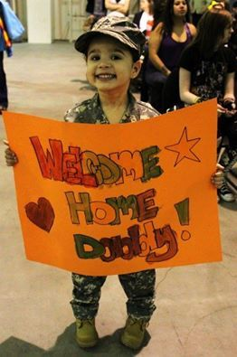 #SEALOfHonor  ....... ''The sweetest homecoming there is!''