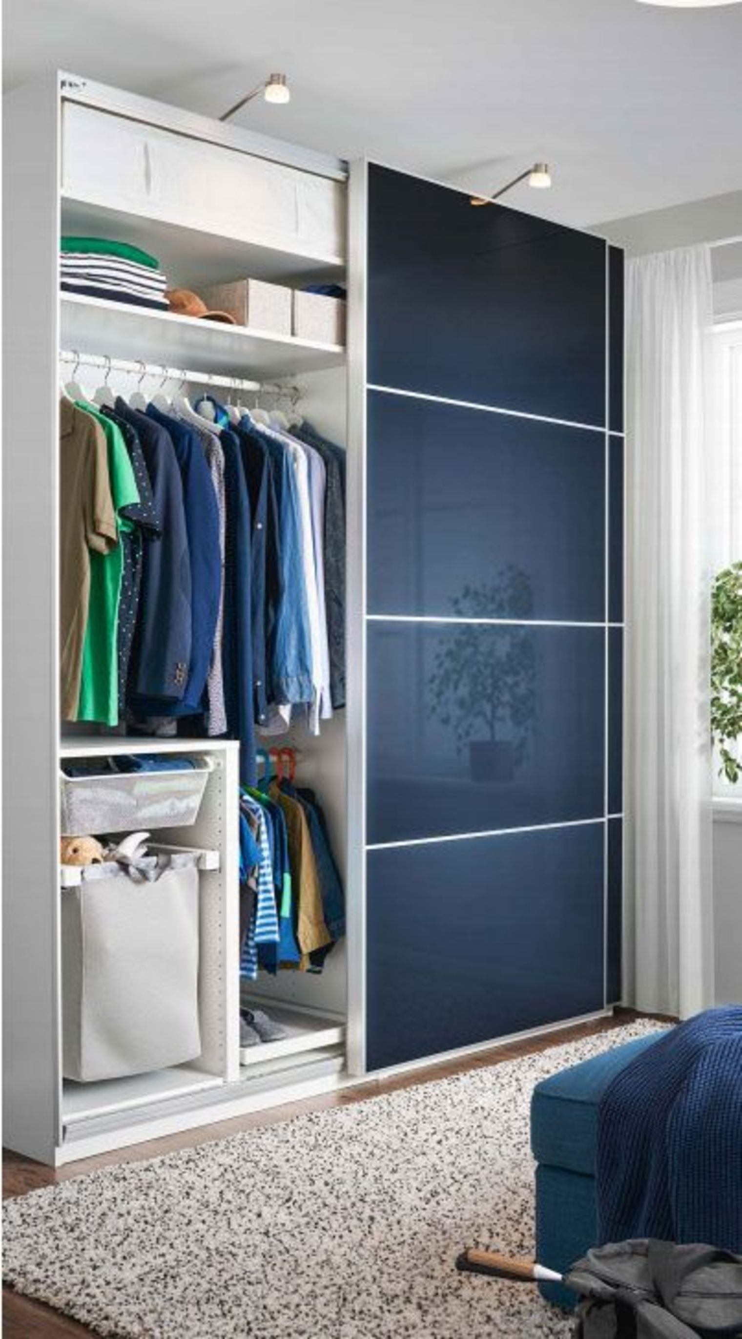 Les Classiques Armoires Pax Armoireplans Fitted Bedroom Furniture Bedroom Armoire Ikea Pax