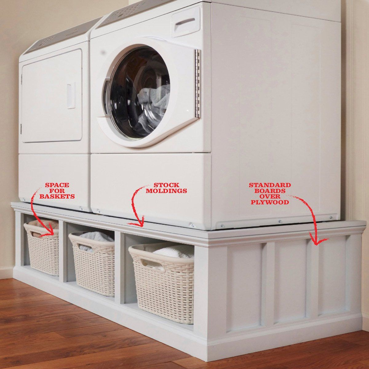 Photo of 25 günstige Waschküche Updates Sie können DIY