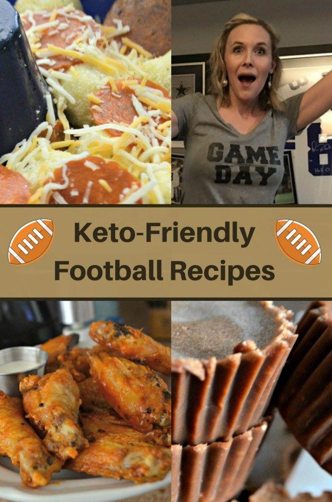 15 Keto-Friendly Football Party Food Recipes and Ideas