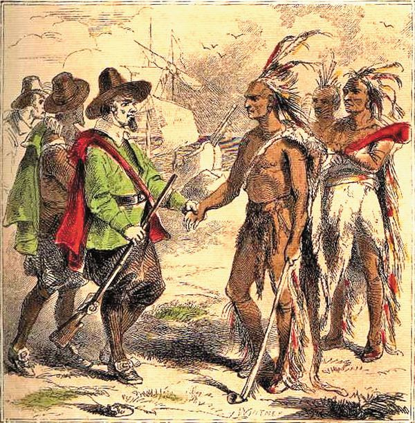 pilgrims and Indians - Google Search | Pilgrims and Indians
