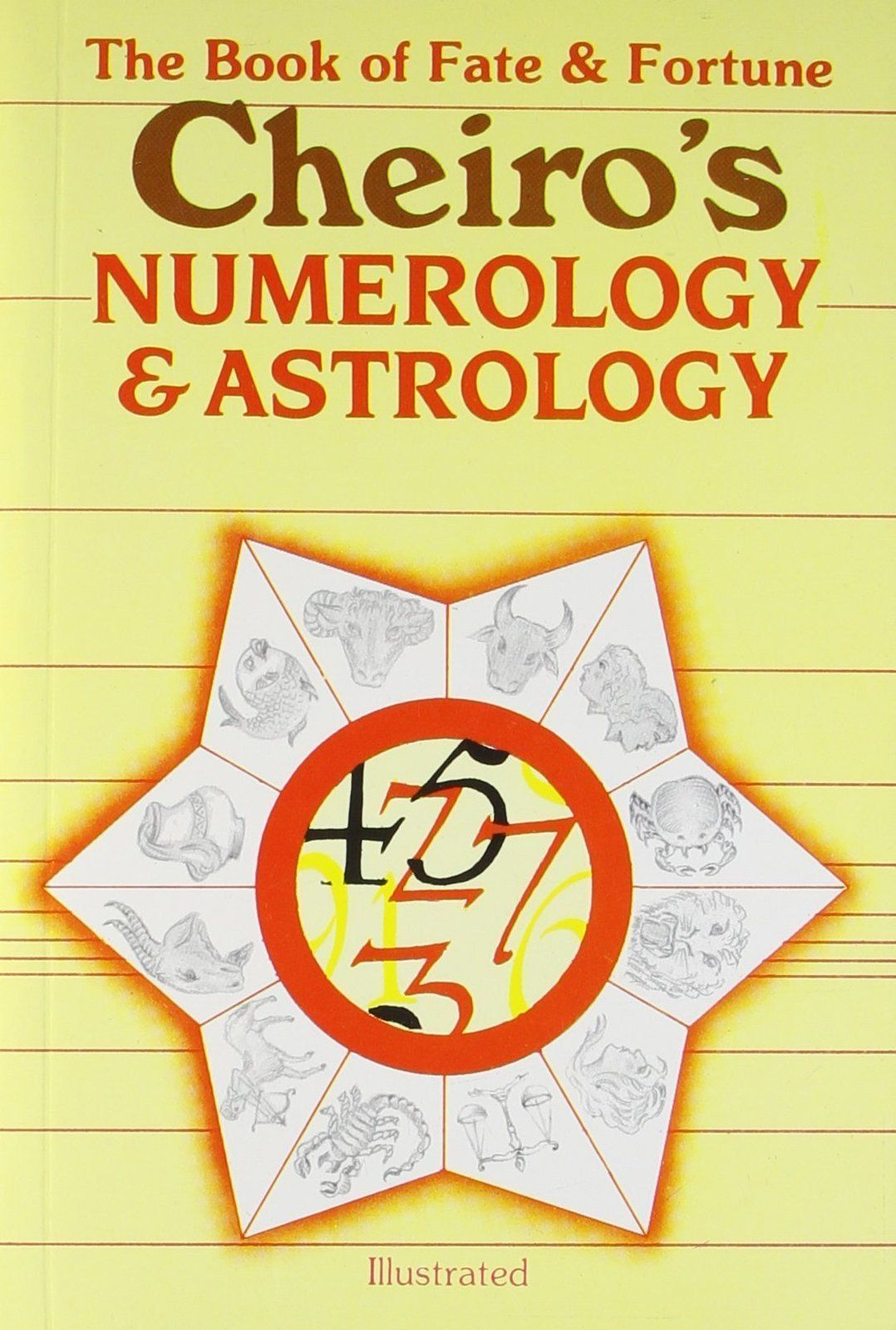 Cheiro's Numerology and Astrology The Book of Fate and