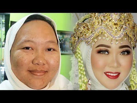 Tutorial Jilbab Pengantin Modern Kita